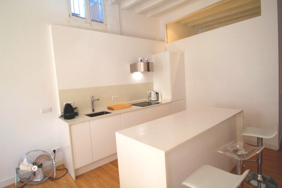 Nice Two Bedroom Furnished Apartment Next To Las Ramblas Palma Inmueble Morcas Mallorca Inmobiliaria
