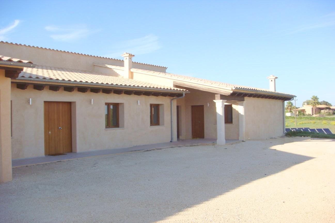 Casa de campo a estrenar con vistas y piscina en sencelles - Casa de campo mallorca ...