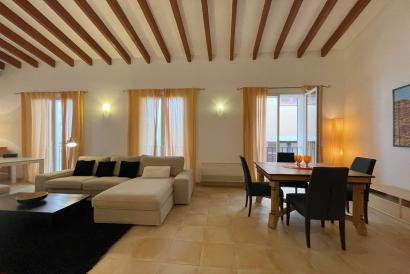 Palma Old Town elegant furnished one bedroom apartment