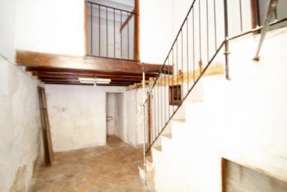 Duplex apartment to renovate San Jaime Old Town