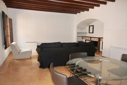 Centro Histórico,  apartamento de 2 dormitorios  amueblado en zona El Borne