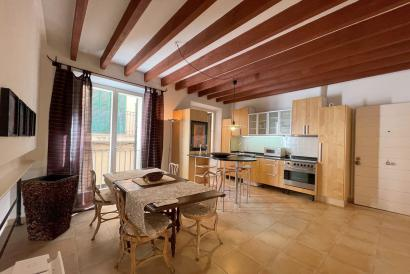 Furnished one bedroom apartment, in Paseo del Borne area, Palma