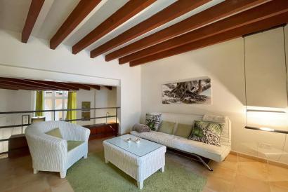 Casco Antiguo elegante apartamento amueblado, zona Borne