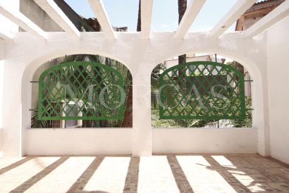 Old Town, furnished  one-bedroom apartment with terrace, Paseo del Borne.