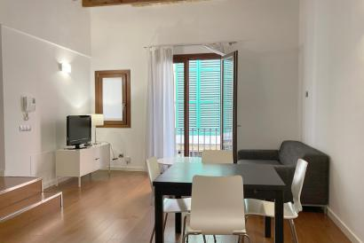 Old Town furnished apartment next to Paseo Borne