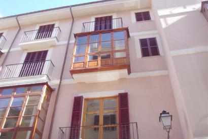 Unmöblierte Wohnung mit einem Schlafzimmer und Aufzug, Altstadt, Palma