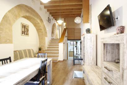 Palma Old Town  San Alonso Street, Furnished apartment-loft.