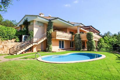Son Vida elegantes Haus mit Pool und Blick