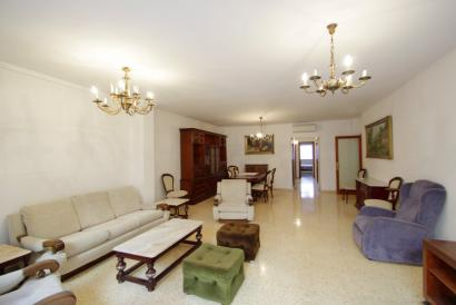Palma center apartment with terrace, Plaza Los Patines