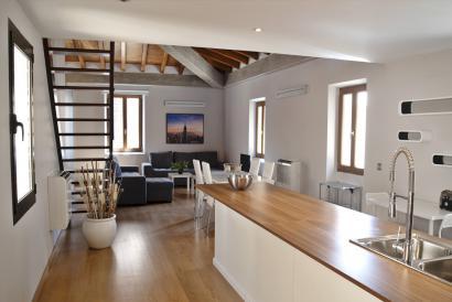Apartamento sin amueblar en el centro histórico, Palma