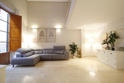 Apartamento de 3 dormitorios amueblado en zona Borne, Palma