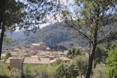 Solar urbanización en Valldemossa