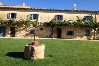 Alquiler Vacacional Mansión con viñedos piscina y bonitas vistas