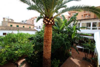 Haus mit Garten 5 Minuten von Portixol und Paseo Maritimo