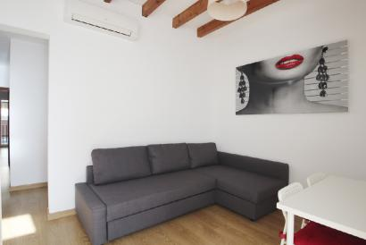 Unfurnished apartment  with terrasse in Palma center