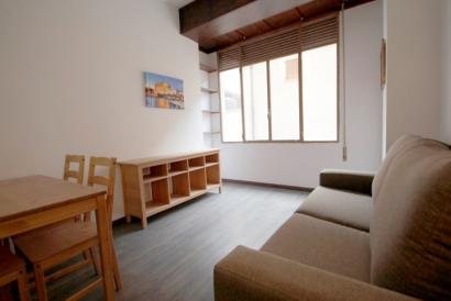 Old Town furnished apartment in Borne area