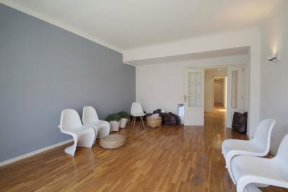Furnished apartment with lift in area Jaime III in Palma