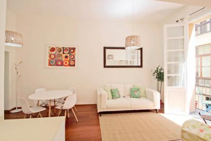 Old Town brand new furnished apartment Calle San Miguel