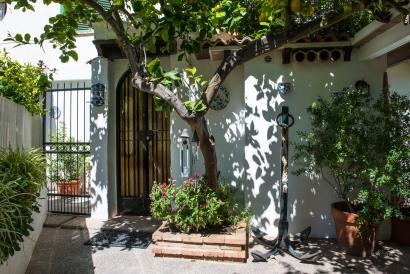 Apartment with terraces in the area of San Agustin