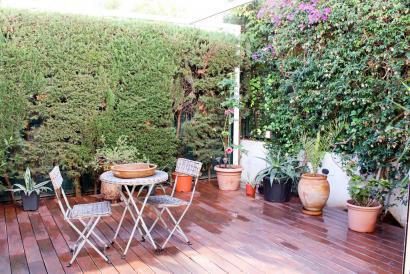House with terraces, pool , garage residential Palma area