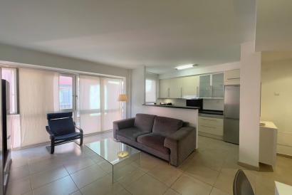 Apartamento amueblado con parking Palma Casco Antiguo