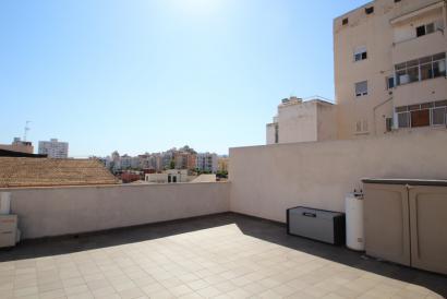 Apartamento con terraza zona Son Forteza en Palma