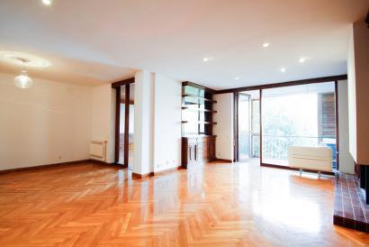Paseo Mallorca apartamento sin muebles con terraza y parking