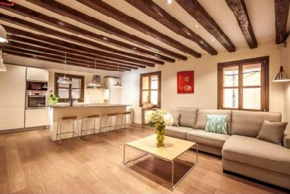 Luxury one bed apartment in the Old town, Palma