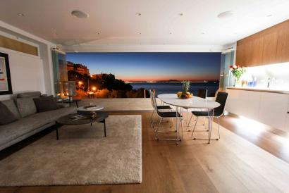 Spectacular fully refurbished apartment in Illetas