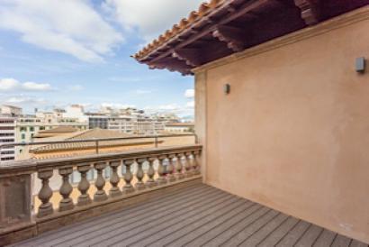 Palma apartamento a estrenar, ascensor y terraza.