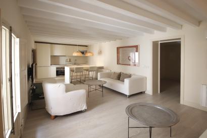 """RESERVADO""Super apartamento amueblado zona San Feliu, Palma Casco Antiguo"