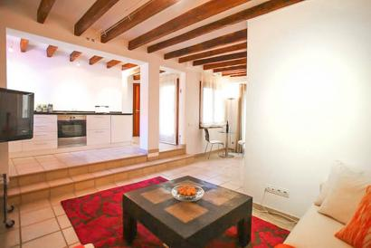 Attractive apartment in the Old Town of Palma.