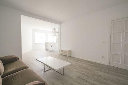 Brand new unfurnished apartment next to Plaza España