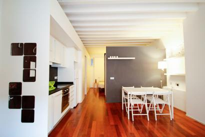 Old Town Palma apartment, with balcony, area plaza Quartera