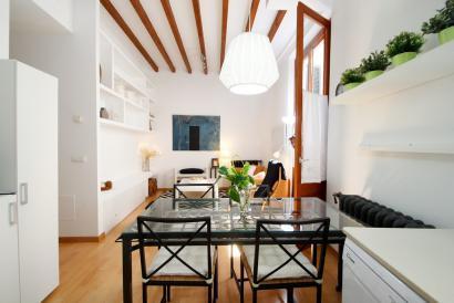 Luminoso apartamento amueblado zona Borne,  Palma