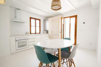 Nice furnished apartment with terrace in Palma center