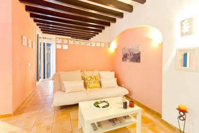 Coqueto apartamento en planta baja, La Calatrava, Palma