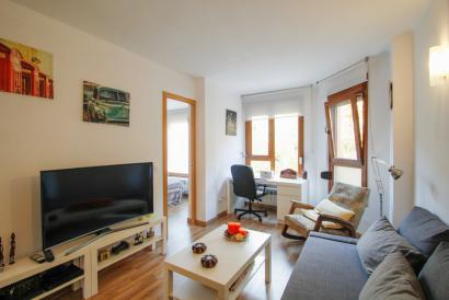 Furnished apartment with lift in Plaza de España area, Palma
