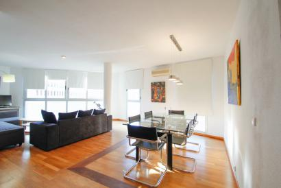 Spacious and modern furnished apartment next to Corte Ingles Avenidas in Palma
