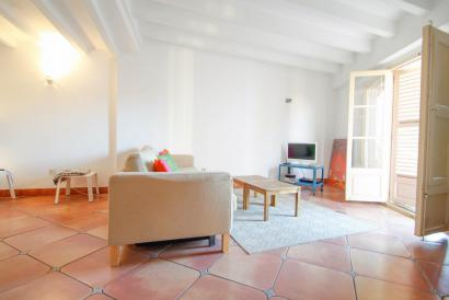 Palma Old Town furnished apartment with lift next to Plaza Cort