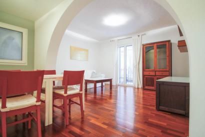 Furnished apartment with lift, two bedrooms in Palma Casco Antiguo