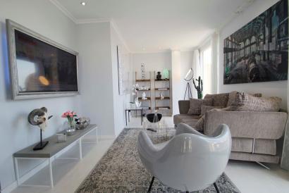 Exclusivo y elegante apartamento con terraza privada de 2 dormitorios en Palma