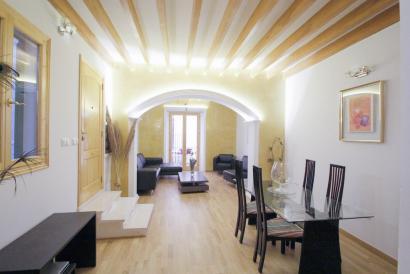 Casco Antiguo de Palma, apartamento de 3 dormitorios en zona Plaza Cort.