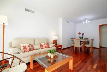 Apartamento de lujo, terraza, piscina, garaje, 3 dormitorios, Paseo Maritimo Palma