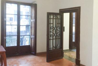 Apartamento con carácter de 2 dormitorios en el Casco Antiguo de Palma.