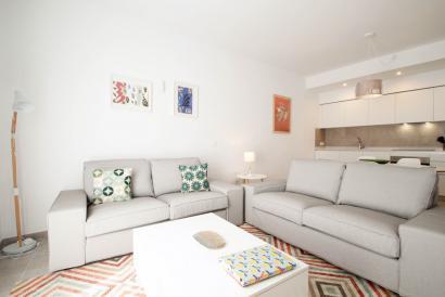 Möblierte 3 Zimmer Wohnung in der Altstadt von Palma