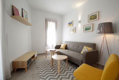Apartamento amueblado de un dormitorio con ascensor, Palma