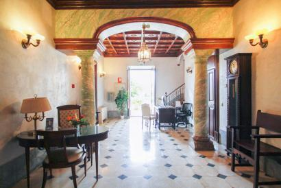 Muy representativo pequeño hotel en el centro del pueblo de Costitx