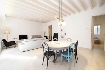 Elegante apartamento amueblado de 2 dormitorios en plena zona de La Lonja, Palma