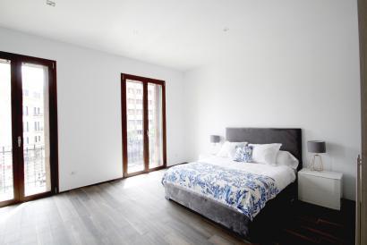 Apartamento a estrenar de dos dormitorios en zona avenidas, Palma